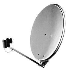Gibertini Alu 100 cm Antenne OP 100 L