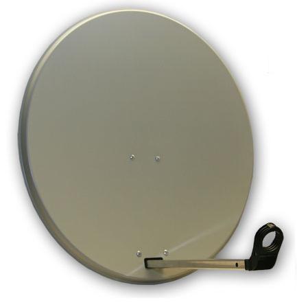 Opticum Sat Antenne Stahl 80cm