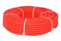 25 50 100 m Wellrohr Leerrohr 20/25 23/28 - flexibel für Alu-Verbundrohr Kabel