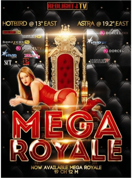 Redlight MEGA Elite ROYALE 19 Sender (12 Monate)