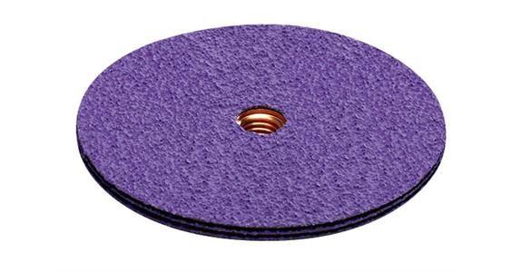 Lukas Purple Grain multi 125 Schleifscheibe 10er Pack
